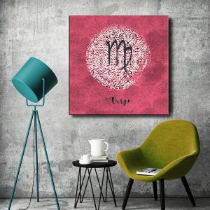 Virgo Canvas