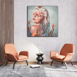 Lady Rose Canvas