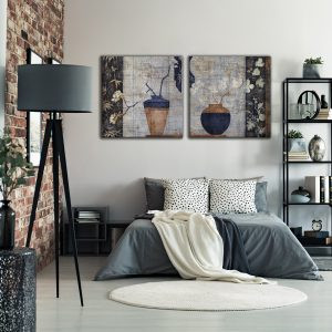 Vase-canvases